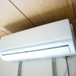 エアコンが一基設置されています