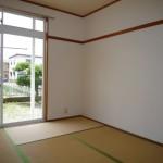 6畳の和室です(居間)